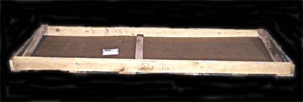 stainless steel sheet metal packaging