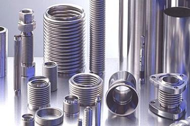 Metal Bellows Applications and materials
