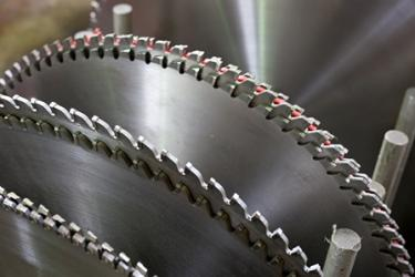 Tungsten Carbide Tipped Saw Blade