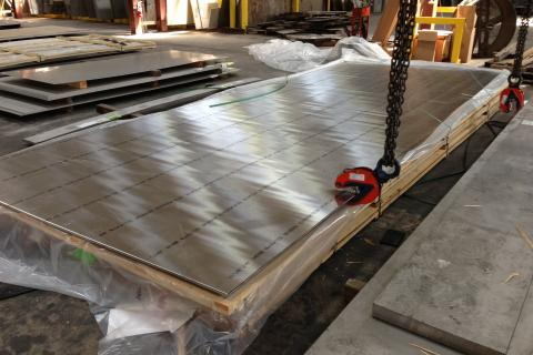 Duplex Stainless Steel Plate