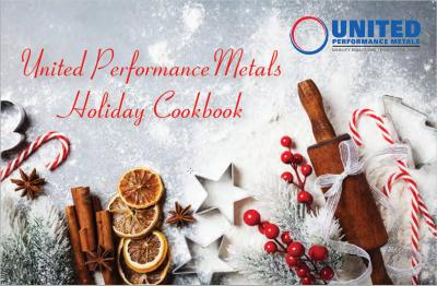 UPMet Holiday Cookbook