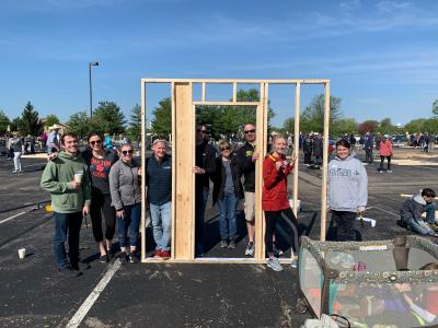 UPM Builds Walls for the Community